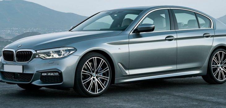 BMW 5 serie voor shortlease